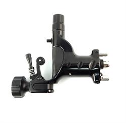 DRAGONFLY X2 Rotary Tattoo Machine - Evil Black - фото 10335