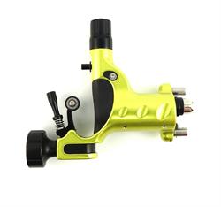DRAGONFLY X2 Rotary Tattoo Machine - Crazy Lime - фото 10347