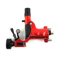 DRAGONFLY X2 Rotary Tattoo Machine - Devilish Red - фото 10351
