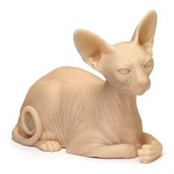 Кот силиконовый 1:1 - фото 10522