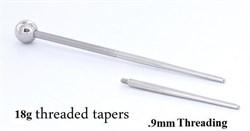 Резьбовой тапер 18G - фото 11049