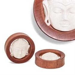 Плаги Buddha Presence Saba Wood - фото 11595