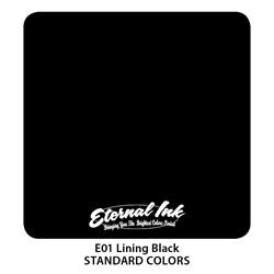 Eternal lining black - фото 12227