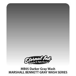 "SALE Eternal ""Marshall Bennett"" Darker Gray Wash - фото 12265"
