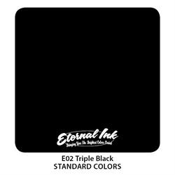Eternal triple black - фото 12290