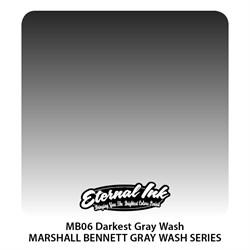 "SALE Eternal ""Marshall Bennett"" Darkest Gray Wash - фото 12314"
