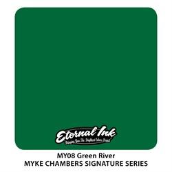 "Eternal ""Myke Chambers"" Green River - фото 12368"