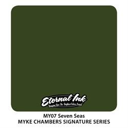 """Eternal """"Myke Chambers"""" Seven Seas - фото 12369"""