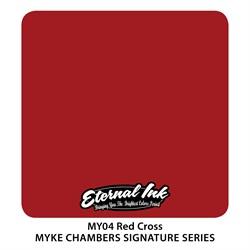 """Eternal """"Myke Chambers"""" Red Cross - фото 12371"""