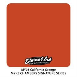 """Eternal """"Myke Chambers"""" California Orange - фото 12372"""