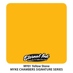 "Eternal ""Myke Chambers"" Yellow Stone - фото 12373"