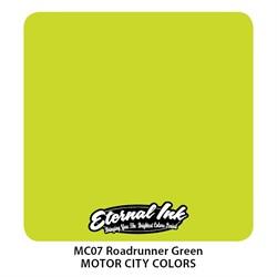 "Eternal ""Motor City"" Roadrunner Green - фото 12382"