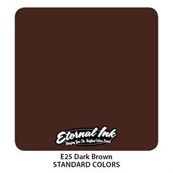 Eternal Dark Brown - фото 12427