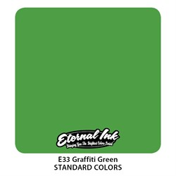 Eternal Graffiti Green - фото 12481