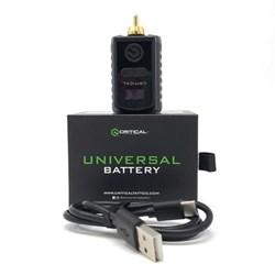 Critical Universal Battery - RCA разъем - фото 12562