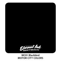 "УЦЕНКА Eternal ""Motor City"" Black Bird - фото 12951"