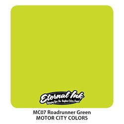 "УЦЕНКА Eternal ""Motor City"" Roadrunner Green - фото 13017"