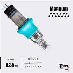 Картриджи Envy Gen 2. Magnum 0,35 mm - фото 7264