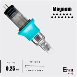 Картриджи Envy Gen 2. Magnum 0,25 mm - фото 7268
