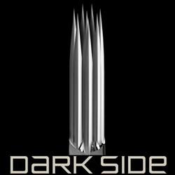 Dark Side Round Shader 0.35 Long Taper 5шт - фото 7634