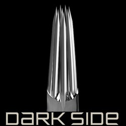 Dark Side Round Liners 0.35 Long Taper - фото 7693
