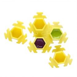 InkBox Puzzle Yellow-100шт - фото 8298