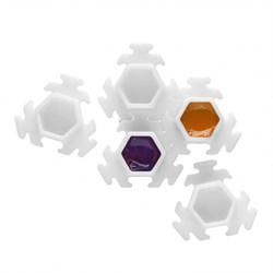 InkBox Puzzle White - 100шт - фото 8300