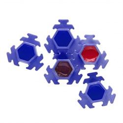 InkBox Puzzle Purple - 100шт - фото 8304