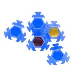 InkBox Puzzle Blue - 100шт - фото 8308