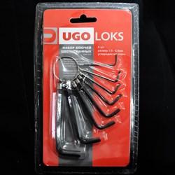 Набор шестигранных ключей - фото 8470