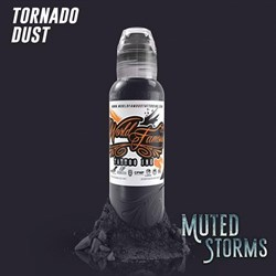 World Famous Ink  Poch's Muted Storms Set - Tornado Dust - фото 9004