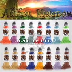 World Famous ИЛЬЯ ФОМИНЫХ ANIMAL KINGDOM INK SET - фото 9220