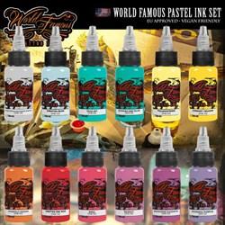 WORLD FAMOUS PASTEL INK SET - фото 9237