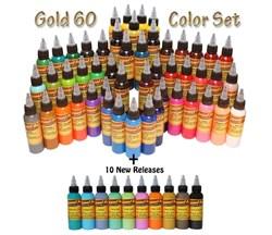 Eternal Gold Set - 60 Color - фото 9766