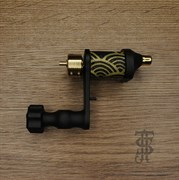 Foxxx Scraplets Rotary Universal Black Koi 3.5-4 mm