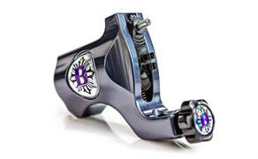 Bishop rotary V6 Gun Metal Grey