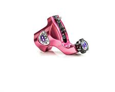 Bishop rotary V6 Gothic Pink