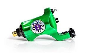 Bishop Rotary V6 Emerald Green RCA