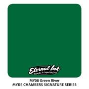 """Eternal """"Myke Chambers"""" Green River"""