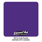 "Eternal ""Motor City"" Cuda Purple"