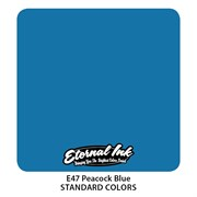 Eternal Peacock Blue