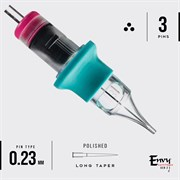 Картриджи Envy Gen 2. NANO Round Shader 0,23mm