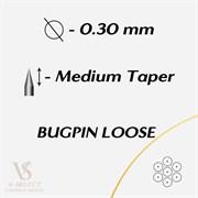 Картриджи Round Liner MEDIUM Taper-Bugpin Loose - EZ® V-System