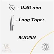Картриджи Round Liner LONG Taper-Bugpin - EZ® V-System