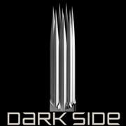 SALE Dark Side Round Shader 0.35 Long Taper 5шт