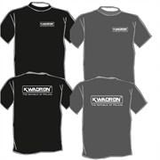 Футболка KWADRON® - BLACK