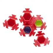 InkBox Puzzle Red - 100шт