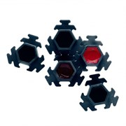 InkBox Puzzle Black - 100шт