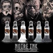 World Famous Ink Thomas Carli Jarlier - Noire Ink Set