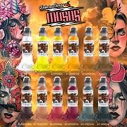 World Famous Ink  Debora Cherry's Musas Set
